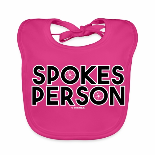 Spokes Person - Bio-slabbetje voor baby's