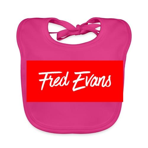 Fred Evans - Baby Organic Bib
