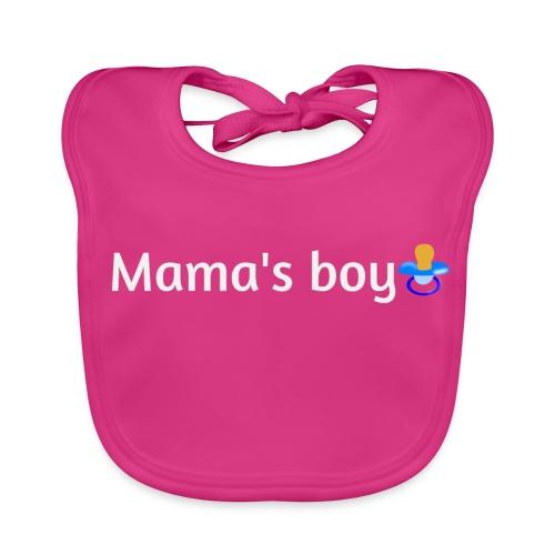 Mama's boy - Baby Organic Bib