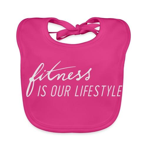 Fitnessblog sportswear - Baby Bio-Lätzchen