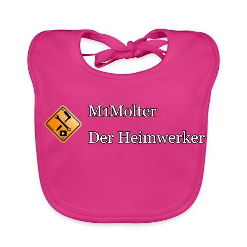 M1Molter - Der Heimwerker - Baby Bio-Lätzchen