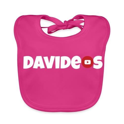 Kleding Davideos - Bio-slabbetje voor baby's