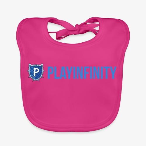 PlayInfinity-Logo - Baby Bio-Lätzchen