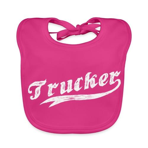 Trucker - Baby Bio-Lätzchen