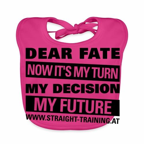 Decision Future - Baby Bio-Lätzchen