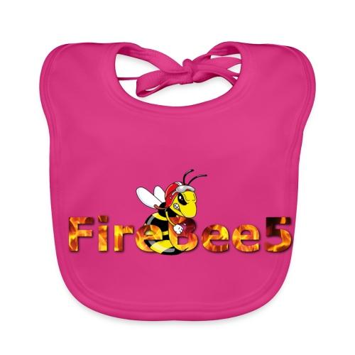 FireBee5 - Comic-Style - Baby Bio-Lätzchen