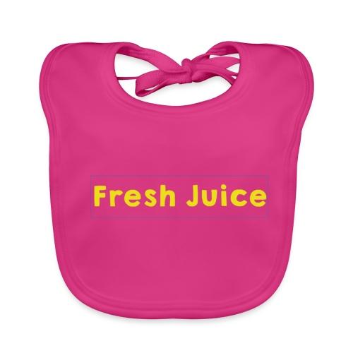 Fresh_Juice - Bavoir bio Bébé