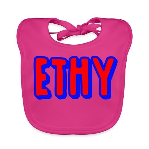 Ethy Youtuber Design - Baby Organic Bib