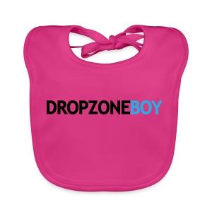 dropzoneBoy - Baby Bio-Lätzchen