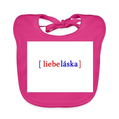 LIEBELASKA - Baby Bio-Lätzchen