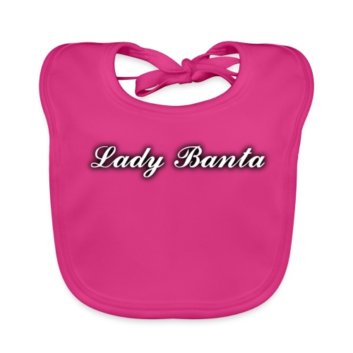 lady banta women - Baby Organic Bib