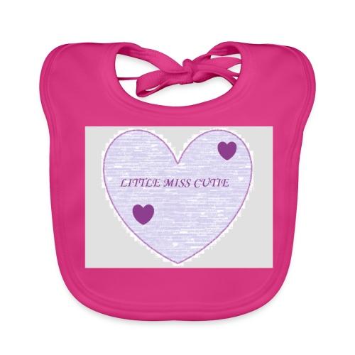 Little_miss_cutie_4 - Bio-slabbetje voor baby's