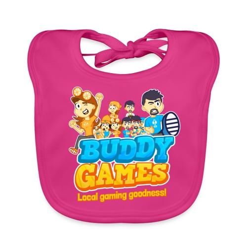 BuddyGames - Baby Organic Bib