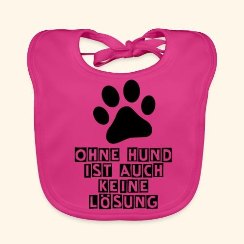 Accessoires für Hundefreunde - Baby Bio-Lätzchen