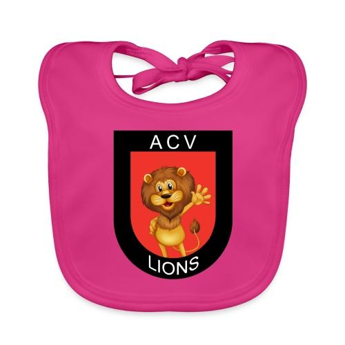 Lions logo - Baby Bio-Lätzchen