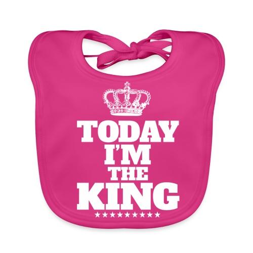 today i'm the king - Ekologiczny śliniaczek