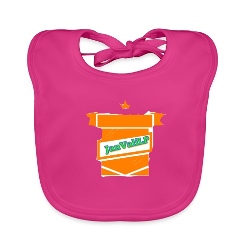Fresher JanValiHoodie - Baby Bio-Lätzchen