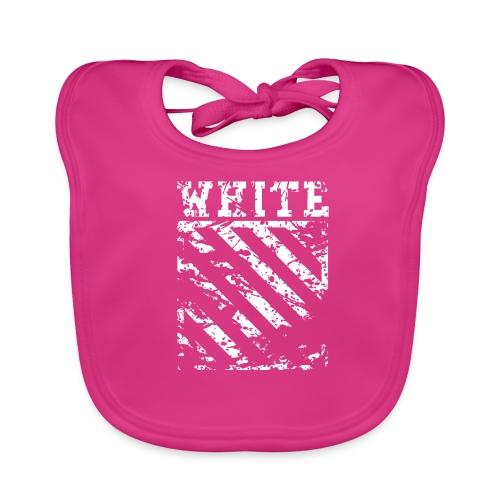 Off-White Streetwear - Baby økologisk hagesmæk
