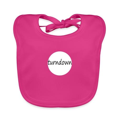 Turndown - Baby økologisk hagesmæk