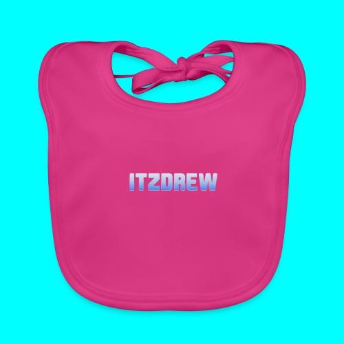 ITZDREW MERCH - Baby Organic Bib