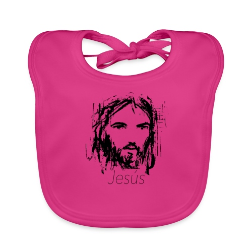 Jesus - Babero ecológico bebé