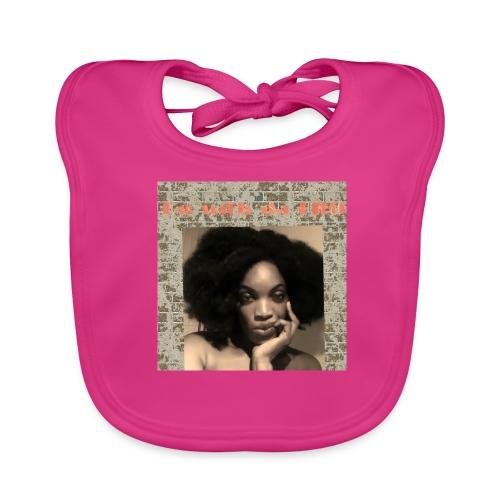 Afro lover - Baby Organic Bib
