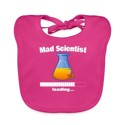 Mad Scientist loading... Baby Motiv - Baby Bio-Lätzchen