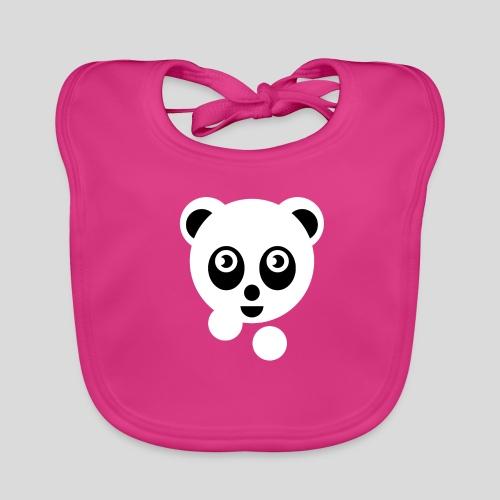 Der tapsige Panda - Baby Bio-Lätzchen
