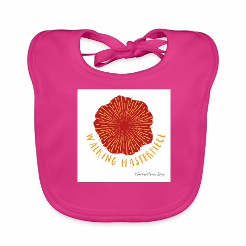 Walking Masterpiece - Baby Organic Bib