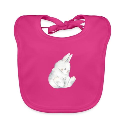 Bunny - Bavoir bio Bébé