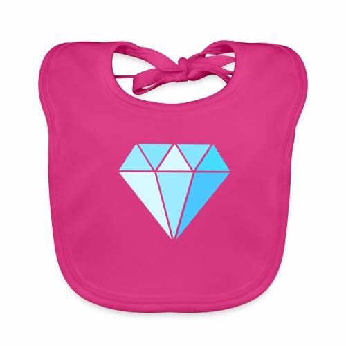 Diamond - Bio-slabbetje voor baby's
