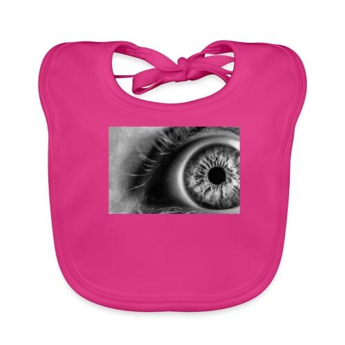 Crazy Eye - Baby Bio-Lätzchen