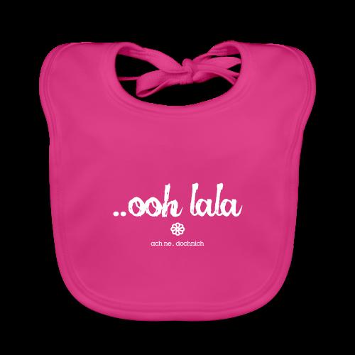 ooh lala - Baby Bio-Lätzchen