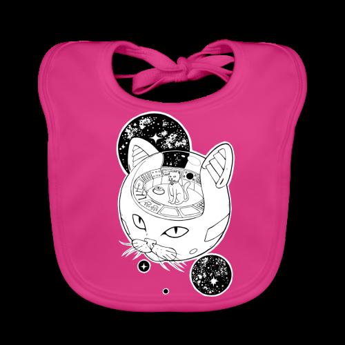 Kosmiczny Kot Imperator - Ekologiczny śliniaczek