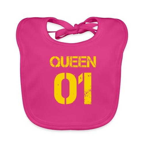 Queen - Ekologiczny śliniaczek