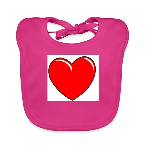 Love shirts - Bio-slabbetje voor baby's