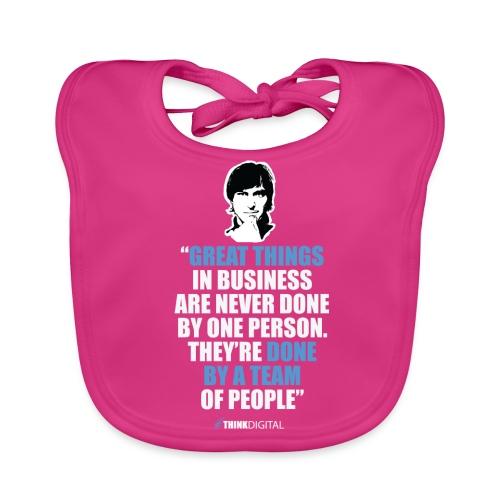 T-Shirt Steve Jobs - Great Things in Business.. - Bavaglino