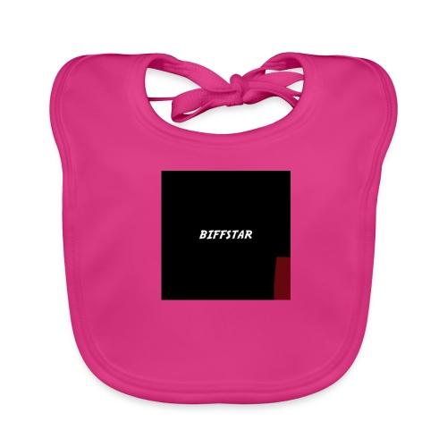 Biffstar's t-shirt - Baby Bio-Lätzchen