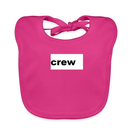 crew kleding - Bio-slabbetje voor baby's