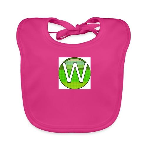 Alternate W1ll logo - Baby Organic Bib
