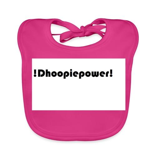 Dhoopiepower - Bio-slabbetje voor baby's