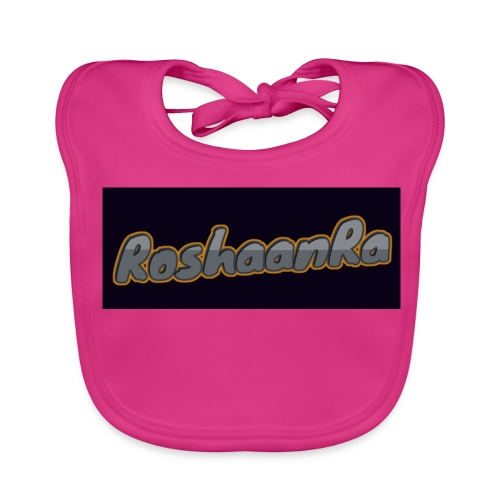 RoshaanRa - Baby Organic Bib