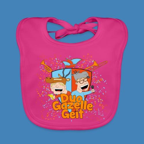 GazelleGeit - Bio-slabbetje voor baby's