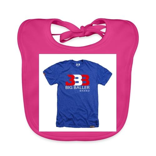 ClassicBBBroyalredwhite 1024x1024 - Bio-slabbetje voor baby's