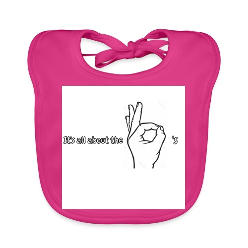 All about the - Baby Organic Bib