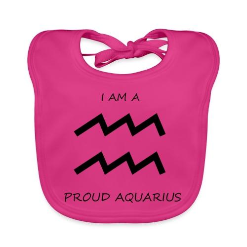 AQUARIUS - Baby Organic Bib