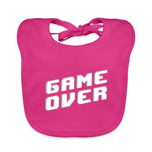 Game Over - Baby Bio-Lätzchen