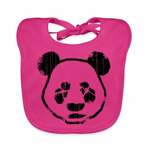 Panda - Bio-slabbetje voor baby's