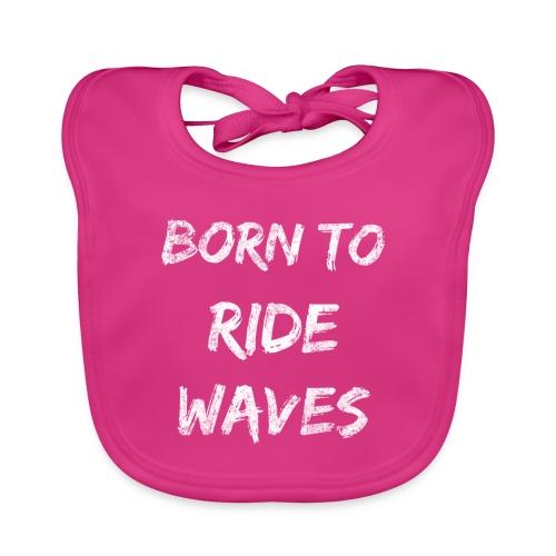 Meer Urlaub Nordsee Wasser Strand Geschenk 18 - Baby Bio-Lätzchen