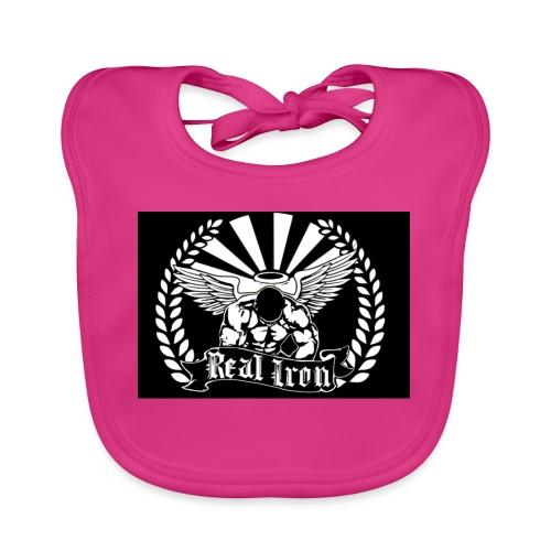 Logo Ironwear - Baby Bio-Lätzchen